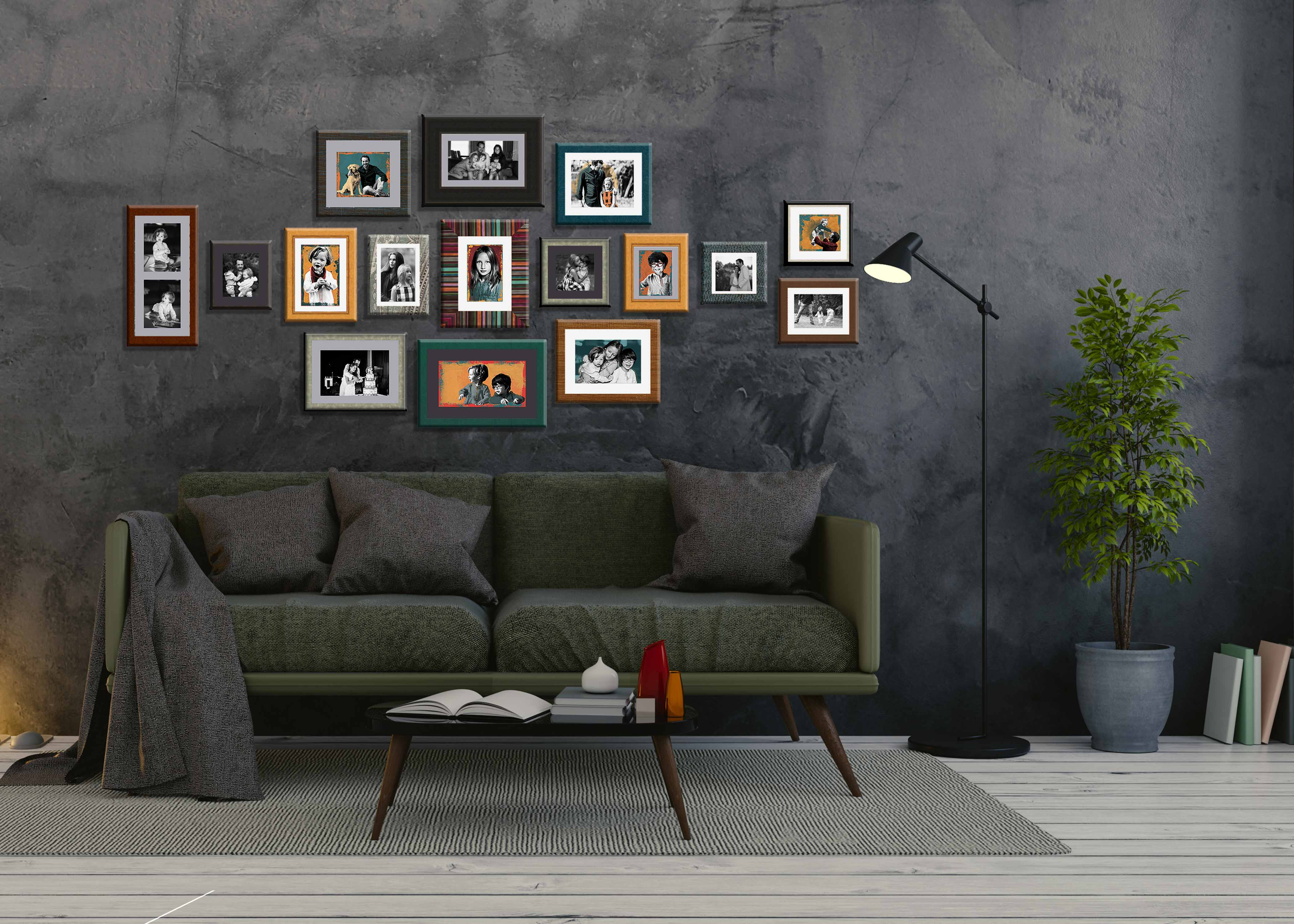 Gallery Wall Design