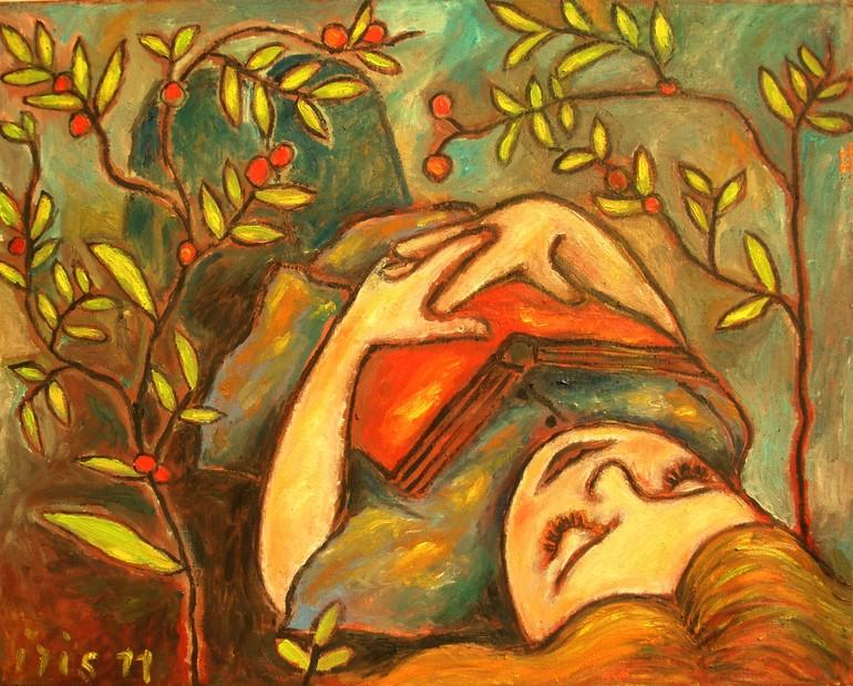 4. Girl Dreaming