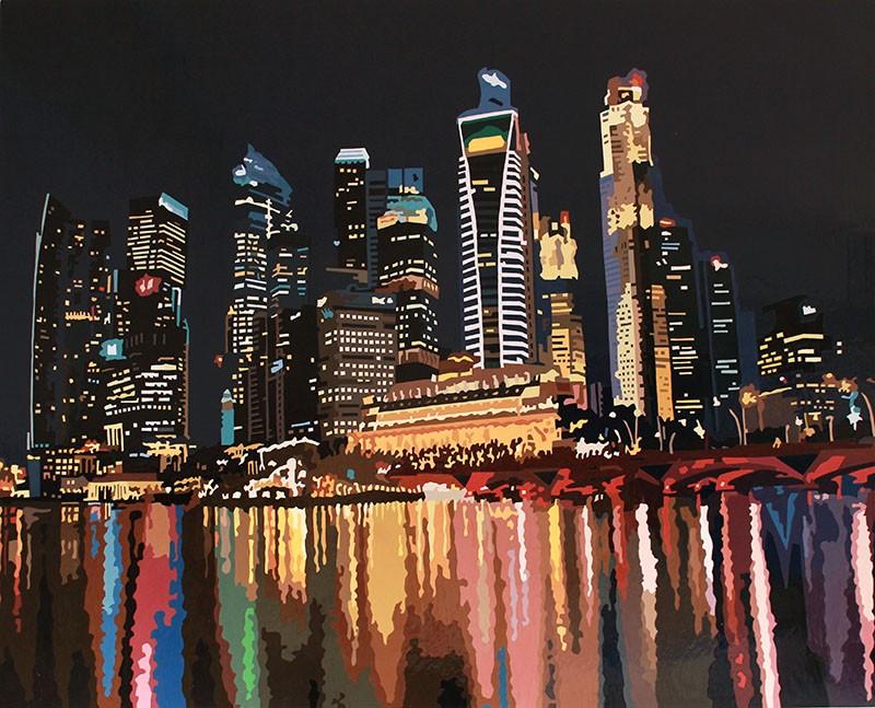5 alicia_dubnyckyj_-_night_skyline_singapore_-_courtesy_of_tag_fine_arts