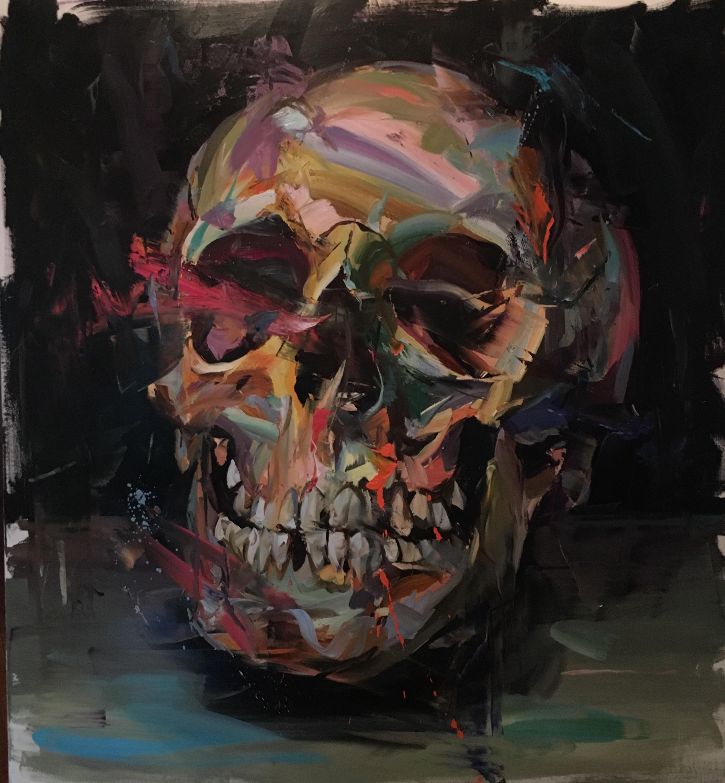 8 Skull