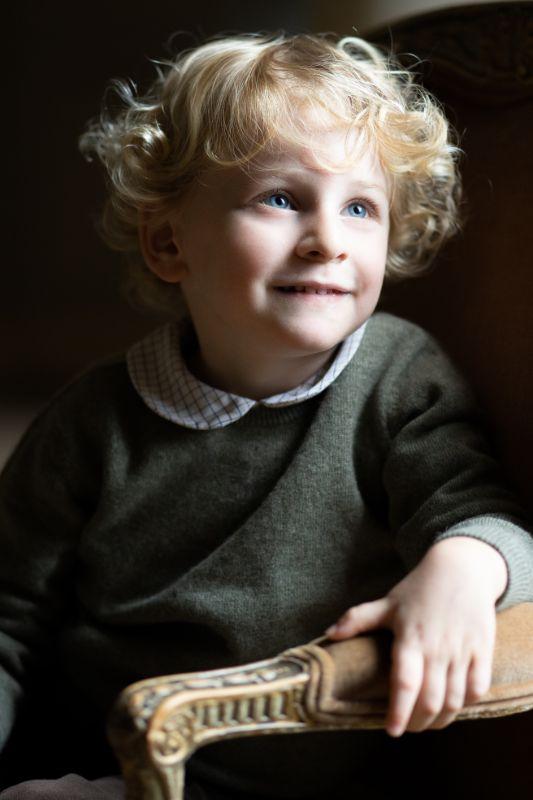 Young Boy Photograph