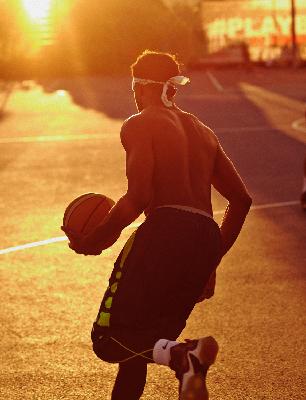 Parks Atheletics Basketball