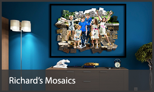richard mosaics Feature