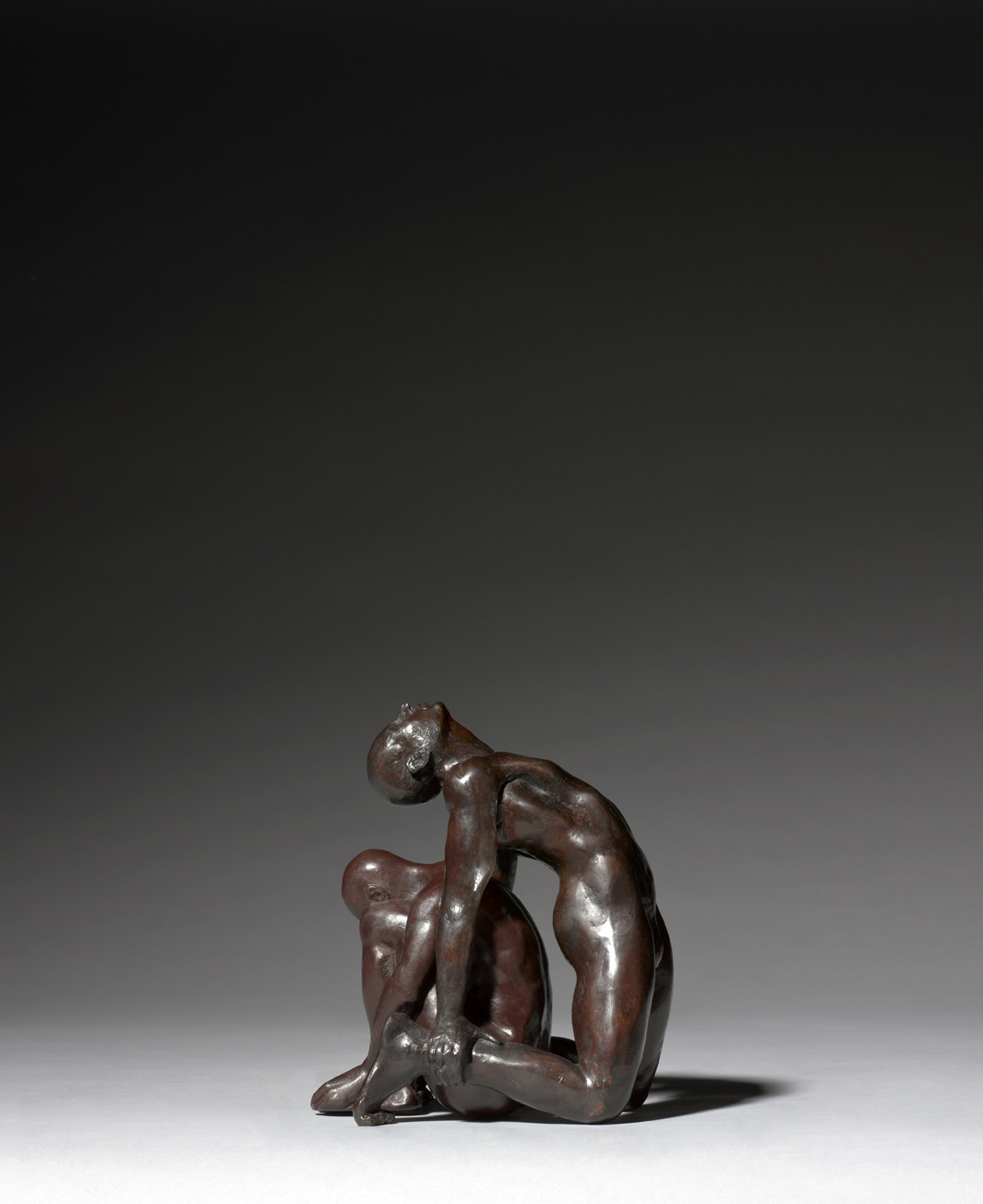 Annie_Tempest_Dichotomy_Bronze_Edition_of_9_16x11x14cm