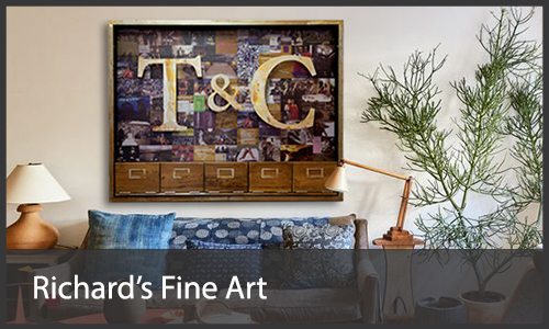 ricks fine art Feature