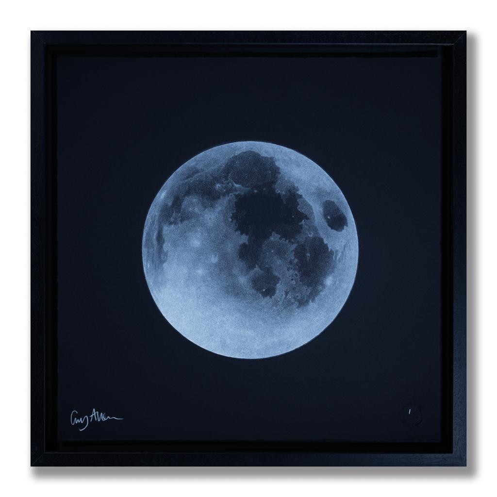 Full Moon by Guy Allen
