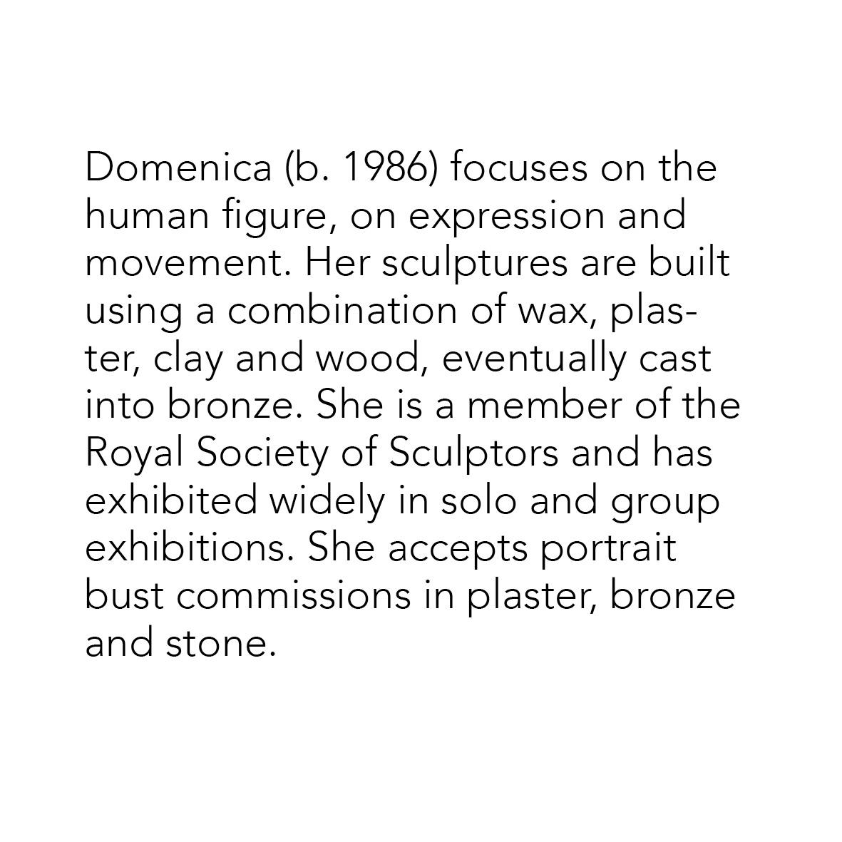 Artist Bio_Domenica2