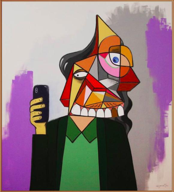 Linco7n Painting