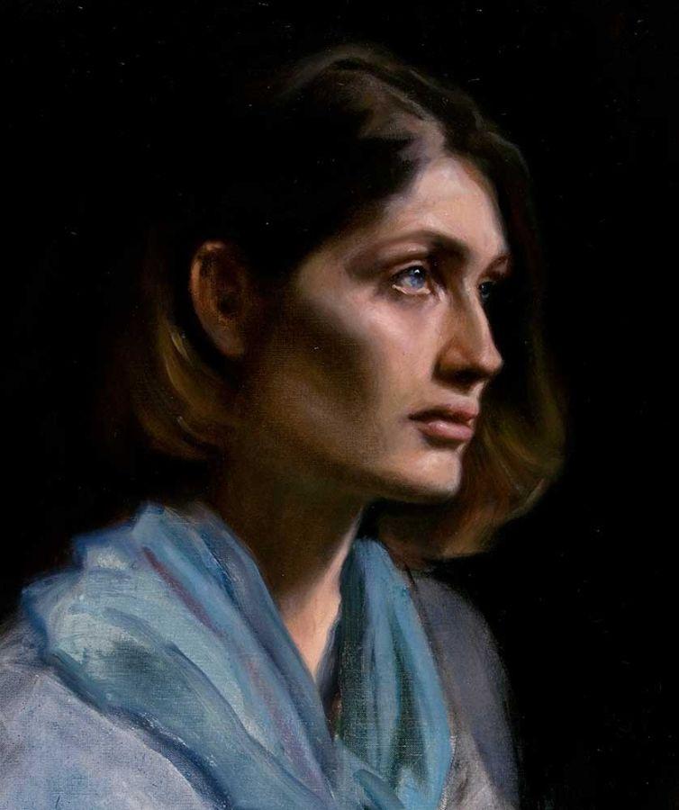 Hazel Morgan Painting