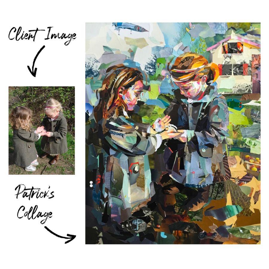 Patrick Bremer Collage