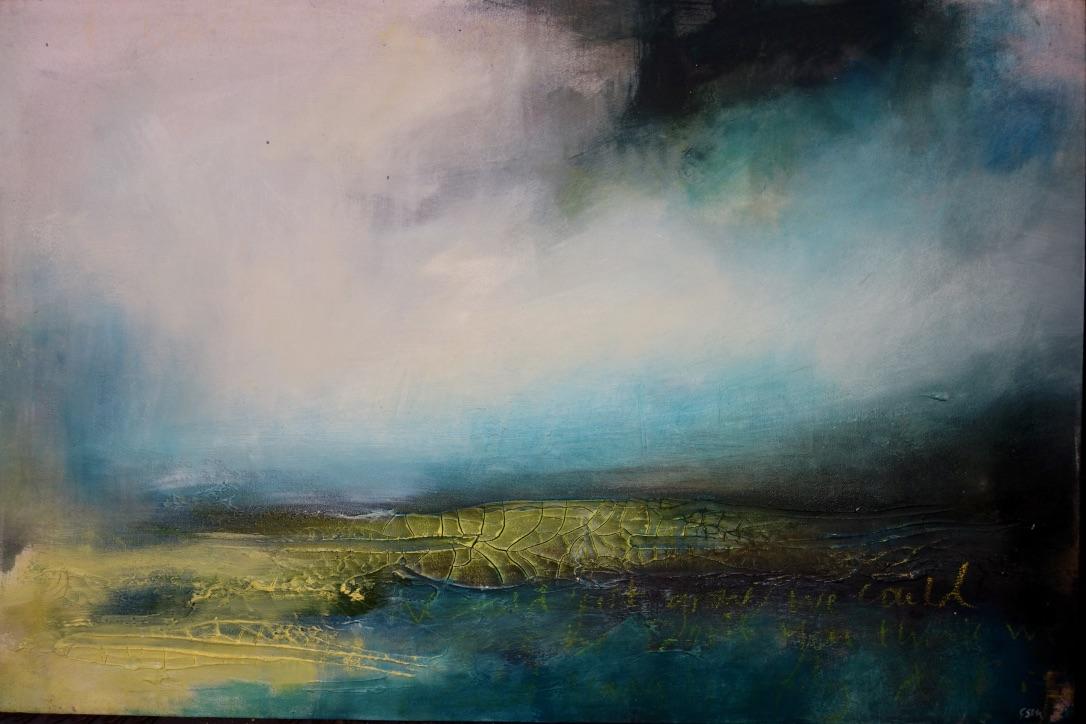 Georgie Mason Oil Painting