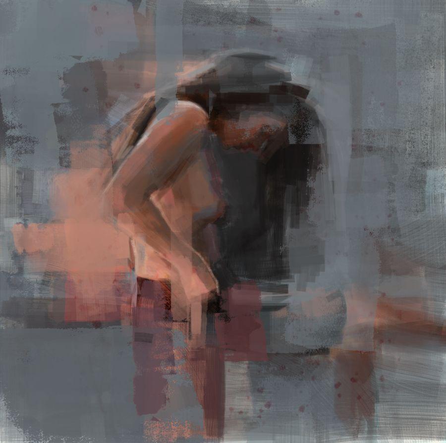 Patrick Reeves Painting