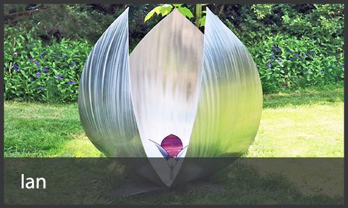 Sculpture Ian Whitt