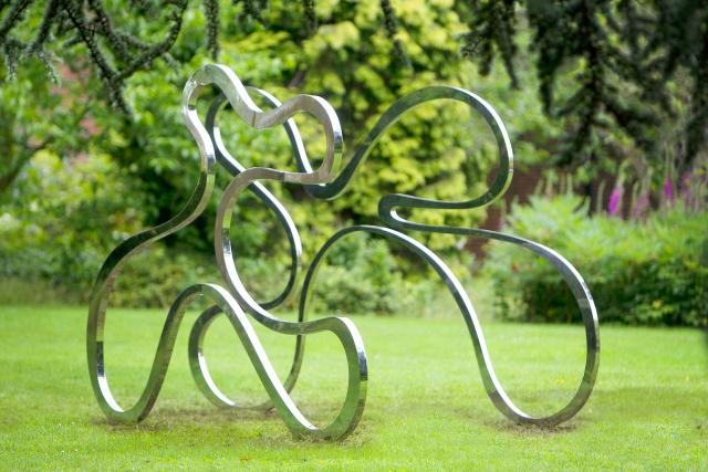 Louise Plant Outdoor Sculpture