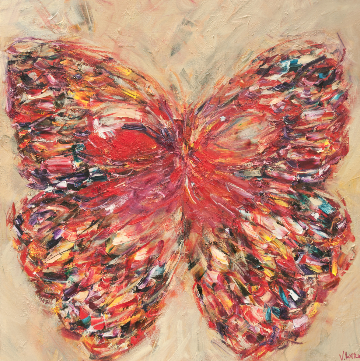Victoria Horkan Painting