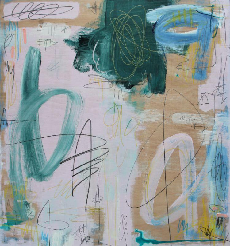 Marcus Aitken Painting